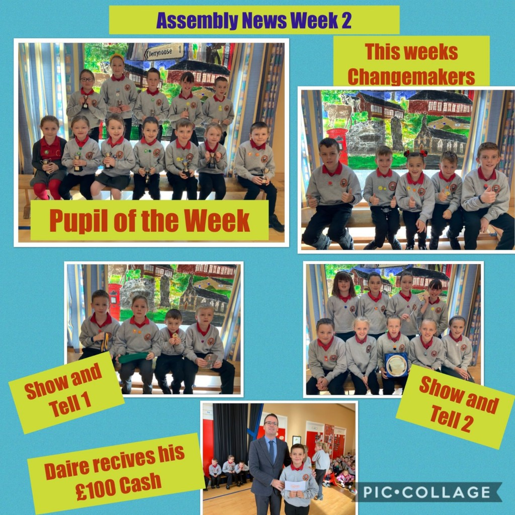 Assembly Week 2