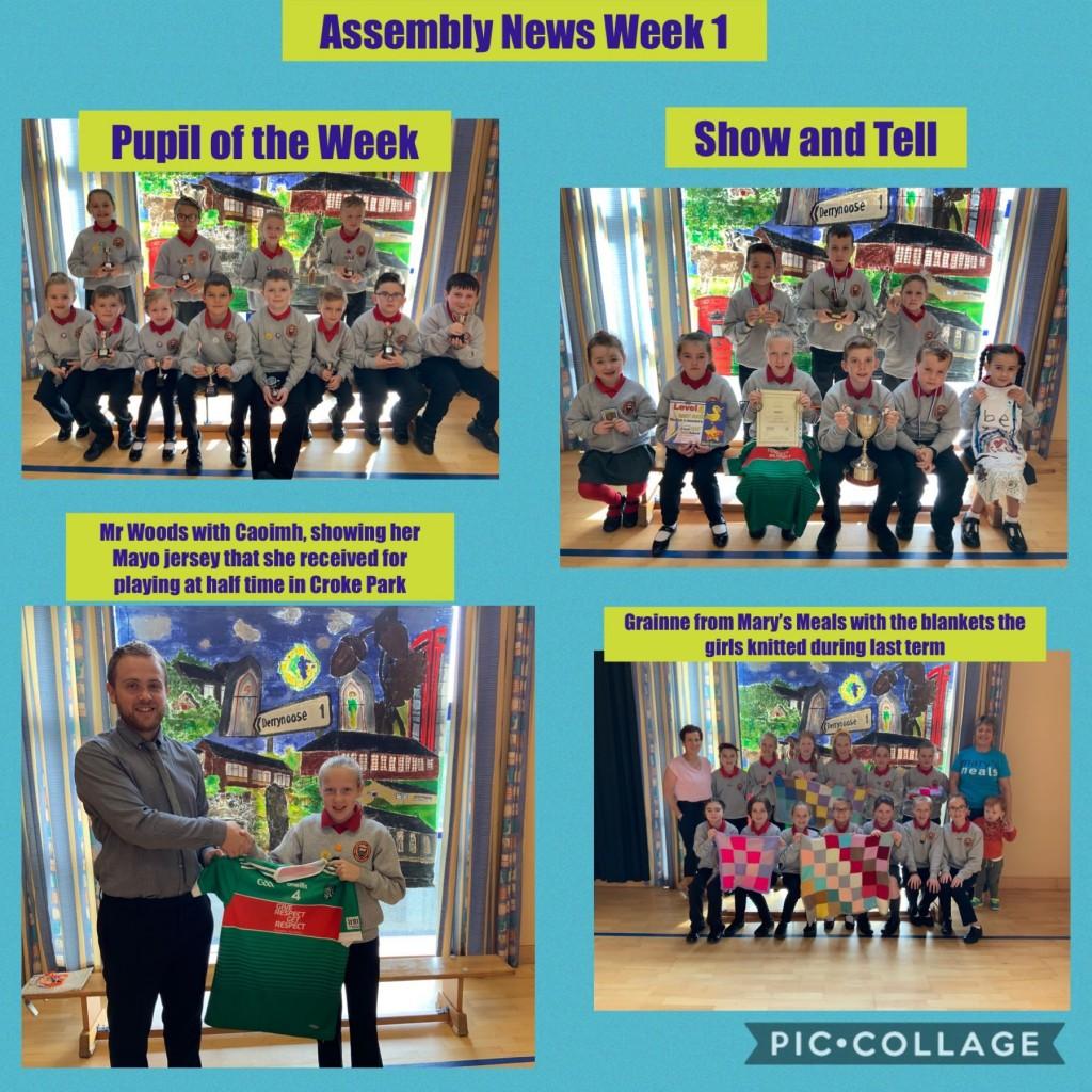Assmebly Week 1